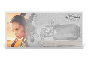 Rey 5g Silver Coin Note