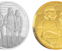 Stormtrooper Coins From NZ Mint