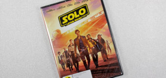 Competition: 'Solo: A Star Wars Story' DVD