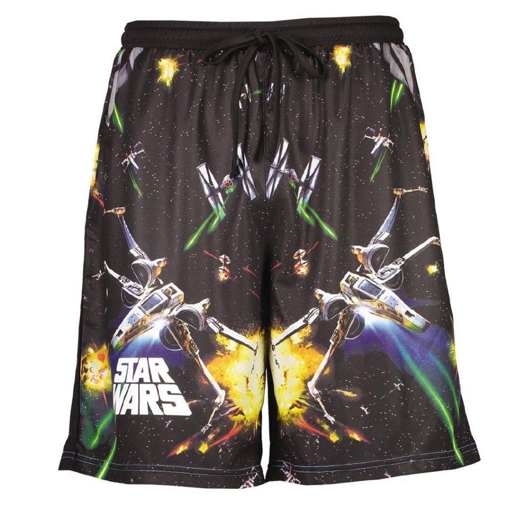 Men's Star Wars Pyjama Shorts at The Warehouse