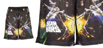 Men's Star Wars Pyjama Shorts
