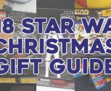 2018 NZ Star Wars Christmas Gift Guide