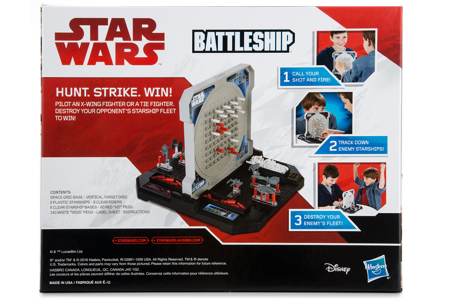 Star Wars Battleship (Hasbro Star Wars English edition ...