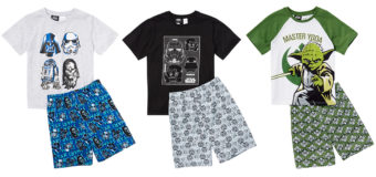 New Star Wars Kid's Pyjamas On Sale