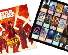 Star Wars Calendars Discounted