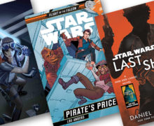 Latest Star Wars Books at Book Depository