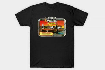 Toltoys Landspeeder T-Shirt