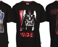 Star Wars T-Shirt Range at The Warehouse