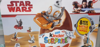 2019 Star Wars Kinder Surprise Toys