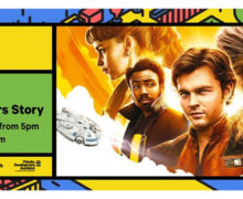 'Solo' Screening at Silo Park, Auckland