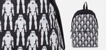 Stormtrooper Fig Printed Backpack