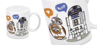 Star Wars Valentine's Day Mug