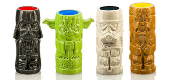 Star Wars Geeki Tiki Mugs at Mighty Ape