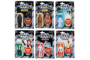 Retro Collection Action Figures