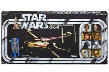 Retro Collection 'Escape from Death Star' game