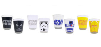 Star Wars Character Shot Glasses
