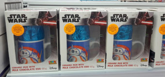 2019 Star Wars Easter Eggs at The Warehouse