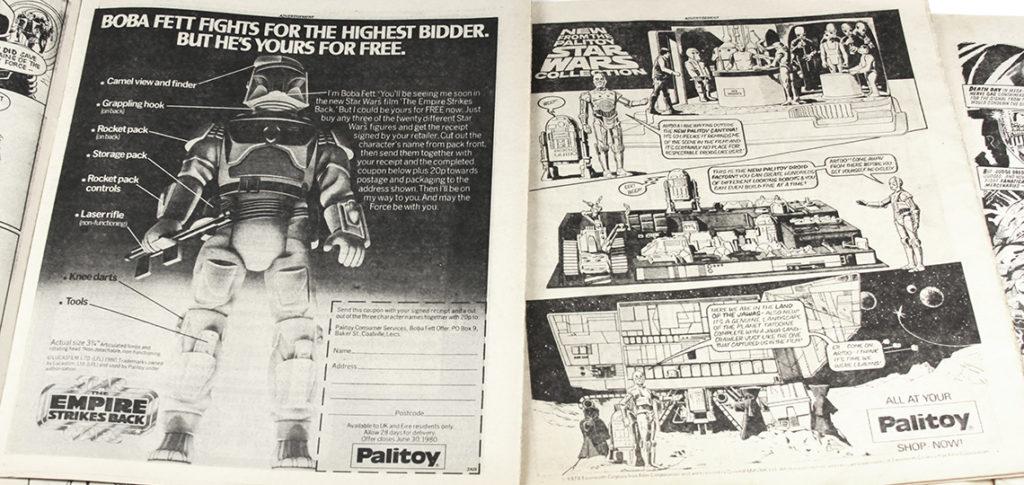 Star Wars in 2000AD comics