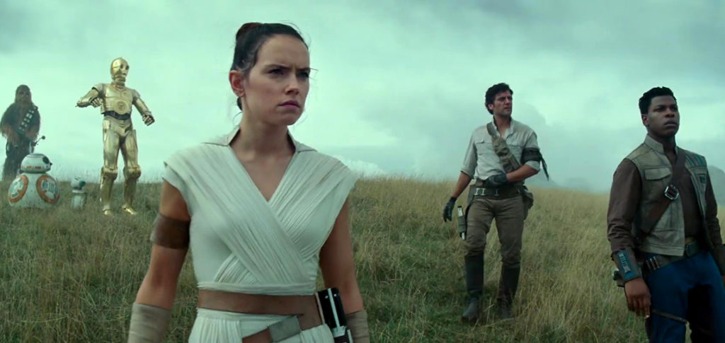 The Rise of Skywalker Teaser Trailer