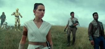 Episode IX: The Rise of Skywalker Teaser Trailer