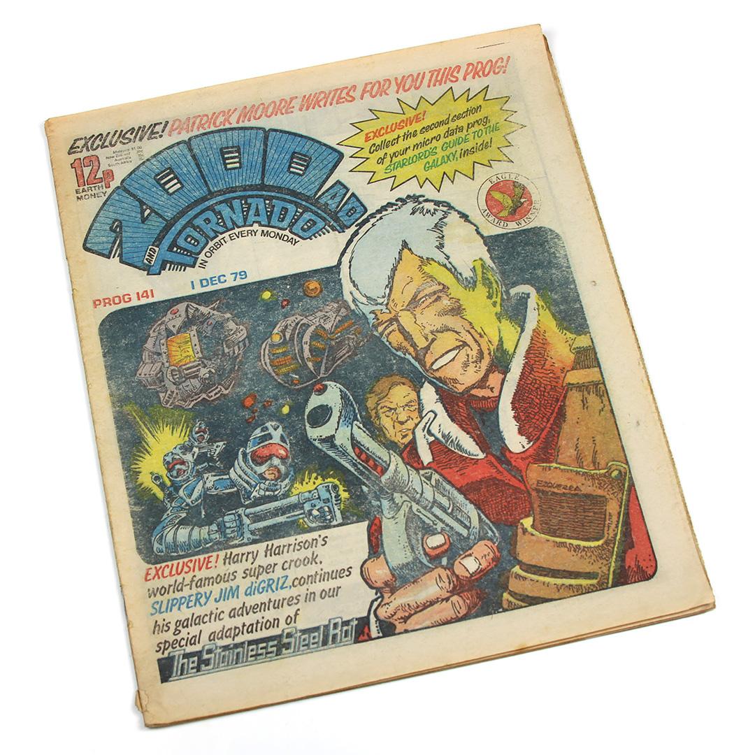 2000AD Prog 141, 1 Dec 1979
