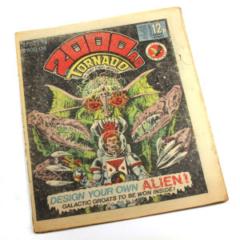 2000AD Prog  136, 27 Oct 1979