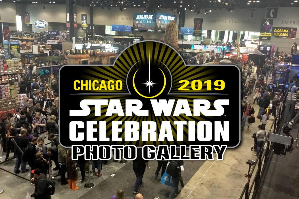 Star Wars Celebration Chicago 2019, Day 1