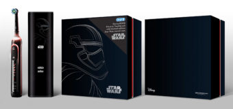 Exclusive Star Wars Oral B Genius9000 toothbrush – Coming Soon