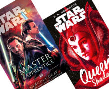 Latest Star Wars Paperback Novels