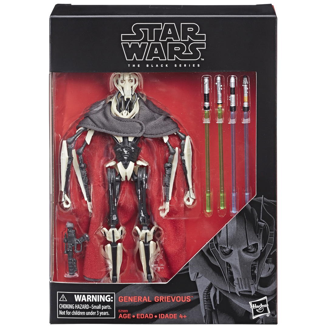 Black Series General Grievous