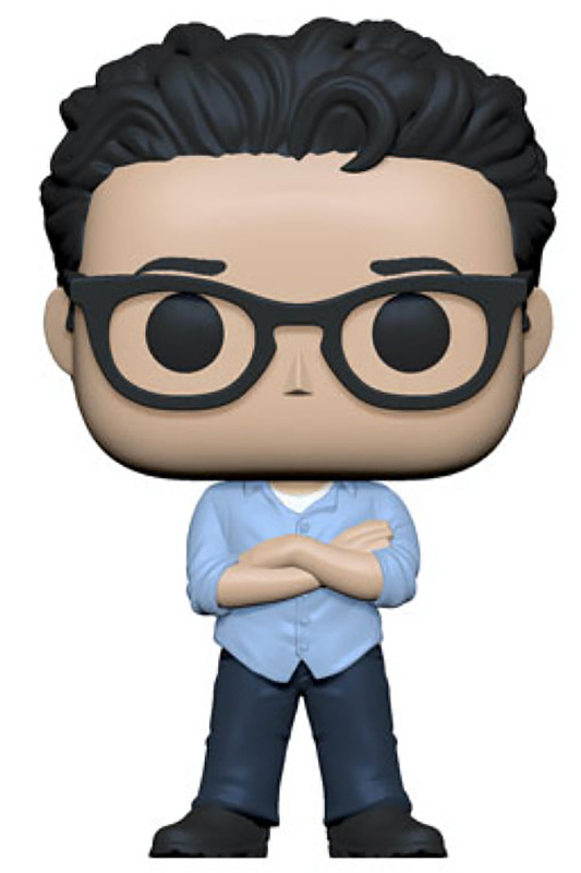 Pop! Vinyl Figure - JJ Abrams
