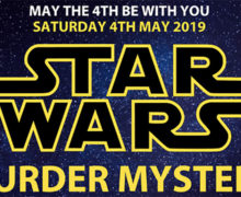 Competition – Star Wars Dinner Theatre, Christchurch