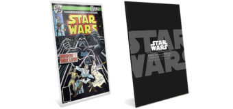 Second Star Wars Comic Silver Foil from NZ Mint