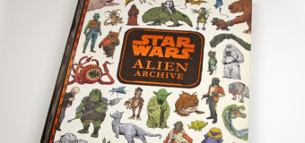 Book Review – Star Wars: Alien Archive