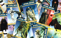 """""""Taste the Magic"""" Star Wars: Episode 2 Trading Cards"""