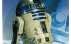 """Taste the Magic"" Collector Card 05 - R2-D2"