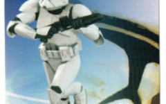 """Taste the Magic"" Collector Card 12 - Clone Trooper"