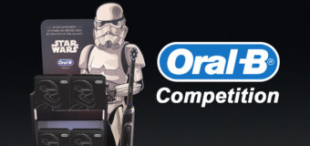 Oral B Genius 9000 Standee Competition
