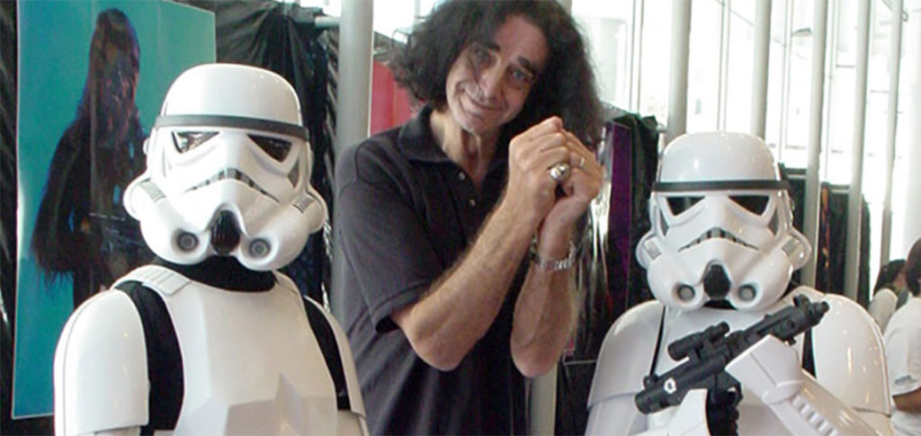 Peter Mayhew Interview