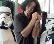 Peter Mayhew Interview, July 2001