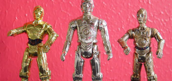 Figure of the Month – Vintage C-3PO