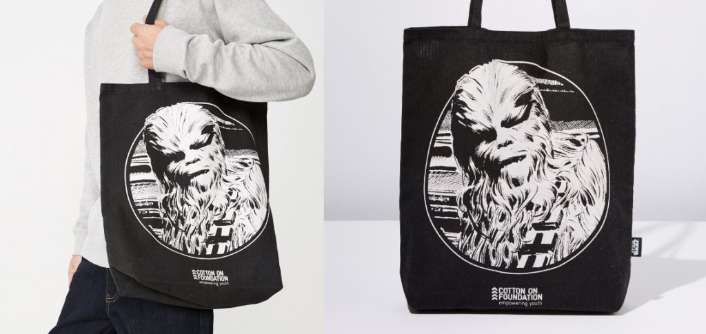 Star Wars Chewbacca Tote Bag at Cotton On NZ