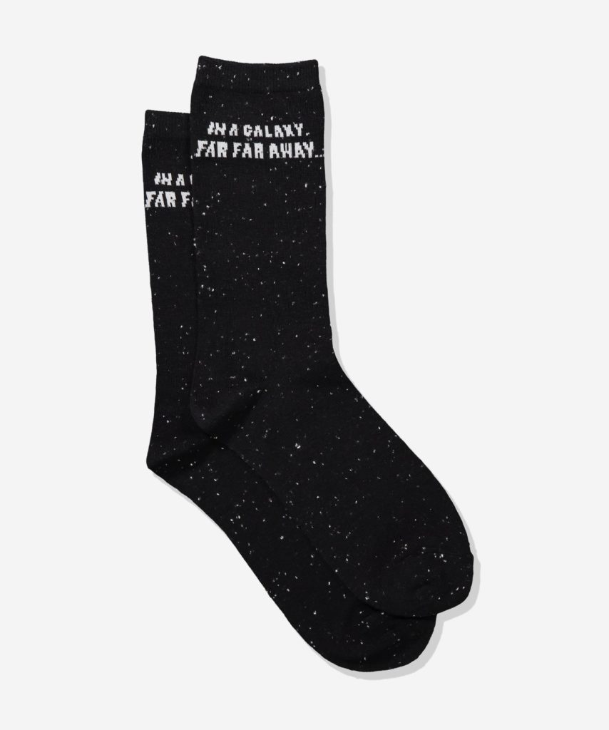 Men's Star Wars Galaxy Far Far Away Socks at Typo NZ