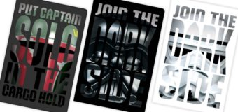 Star Wars Notebooks at EB Games