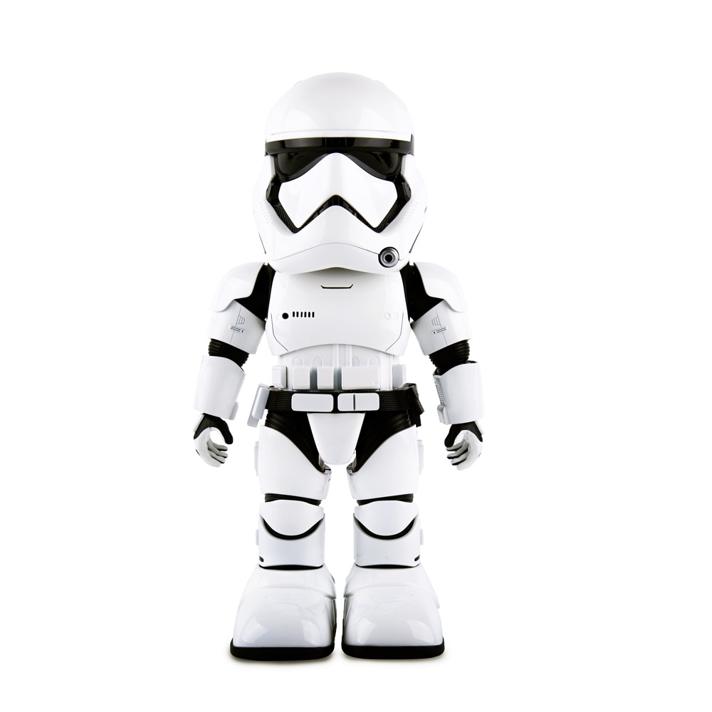 Star Wars Ubtech First Order Stormtrooper Robot on sale at EB Games NZ