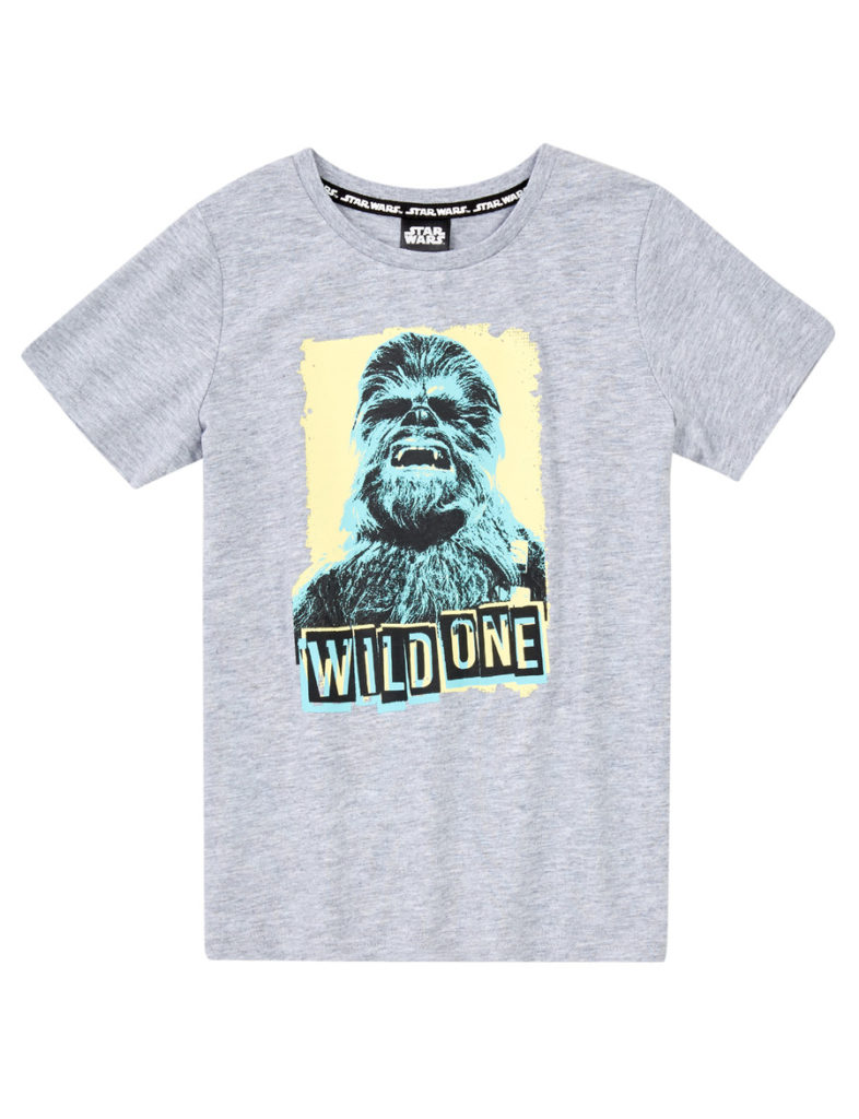 Kid's Star Wars Darth Vader and Chewbacca T-Shirts at Farmers