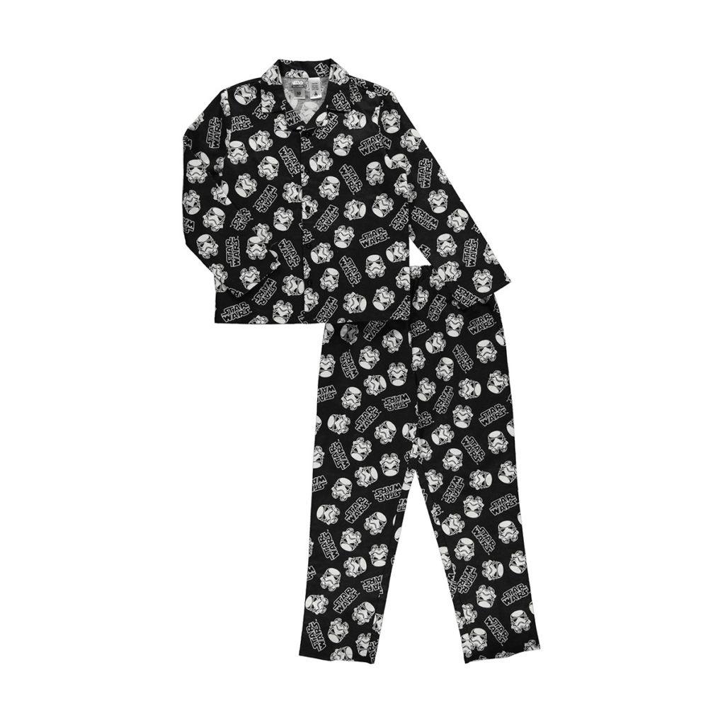 Kids Star Wars Flannelette Pyjama Set at KMart