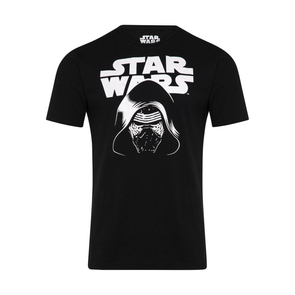 Men's Star Wars Kylo Ren T-Shirt at K-Mart