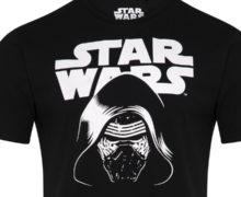 Men's Kylo Ren Tee at K-Mart