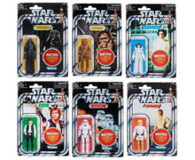Retro Collection Action Figures Back In Stock